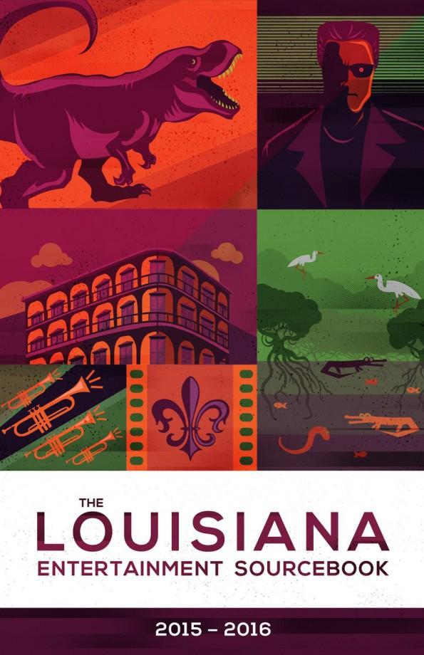 The Lousiana Entertainment Sourcebook 2015 2016